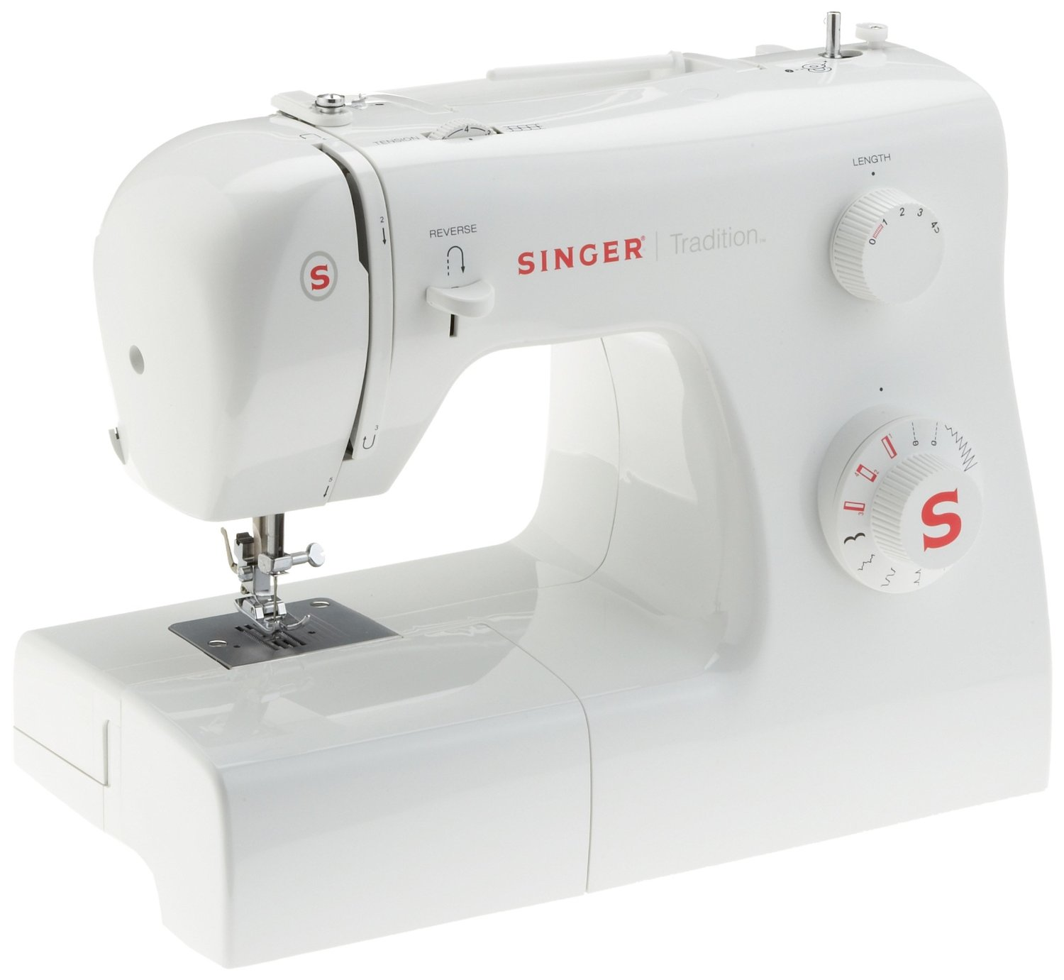 Coser En Casa - [Análisis] Singer 2250 Tradition Ideal