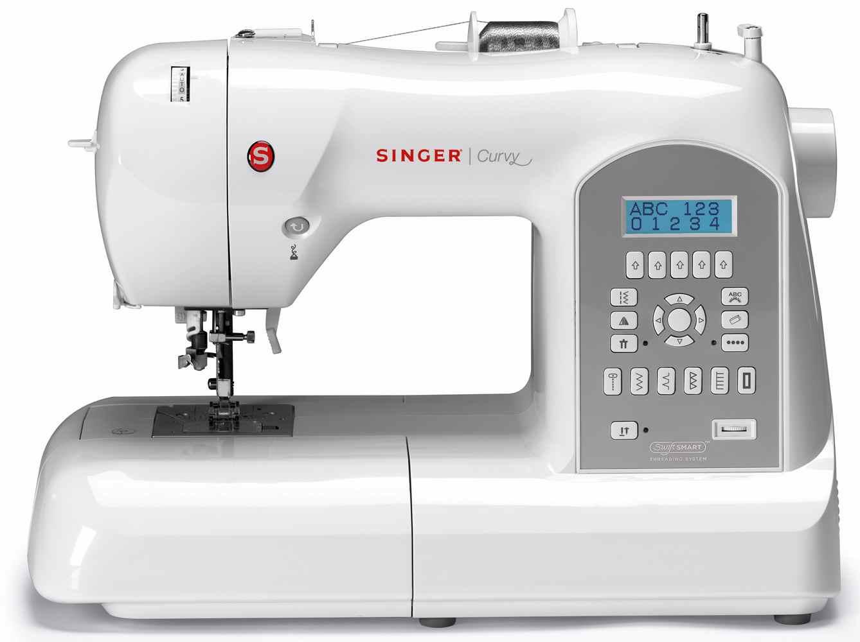 Singer Curvy 8770 una de las mejores maquinas de coser