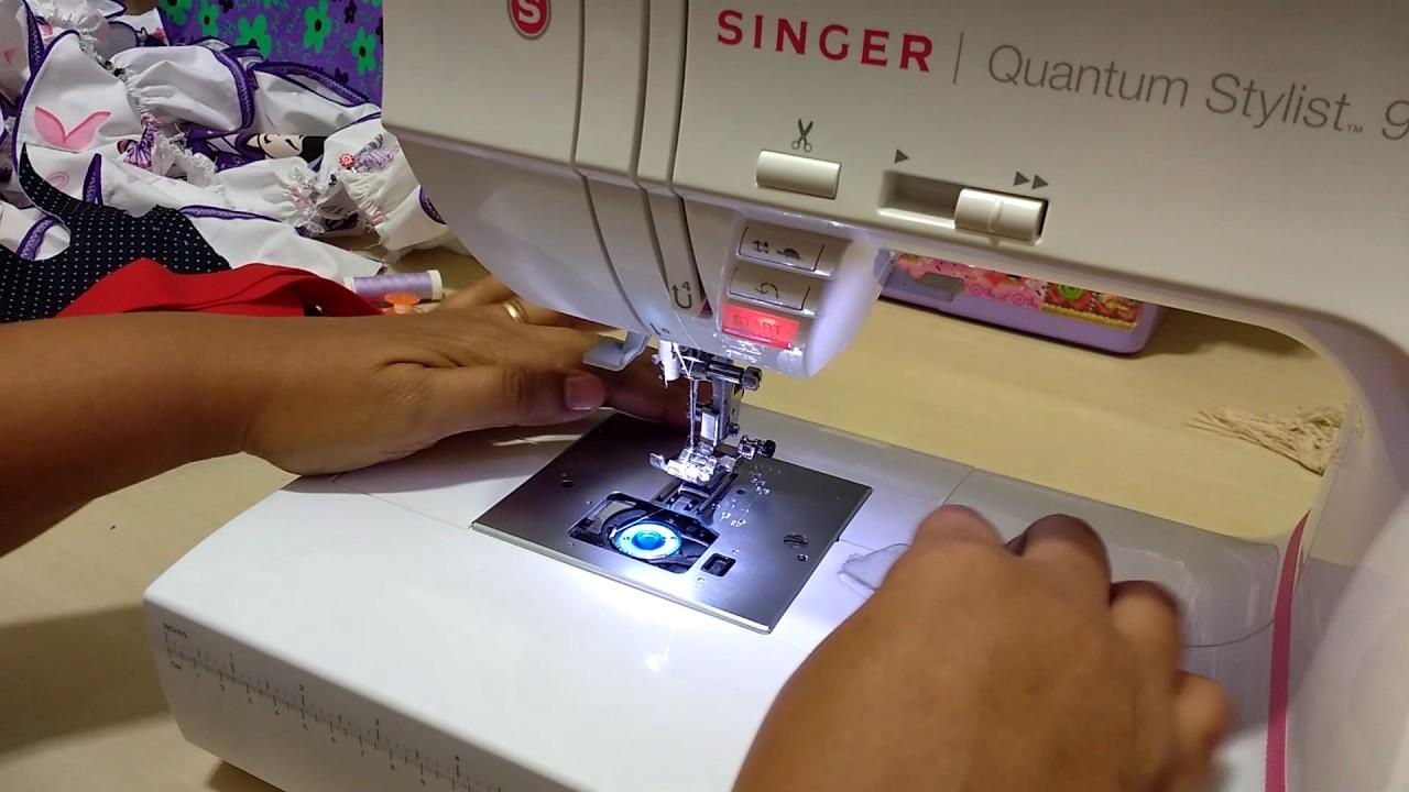 comprar maquina de coser quantum stylist
