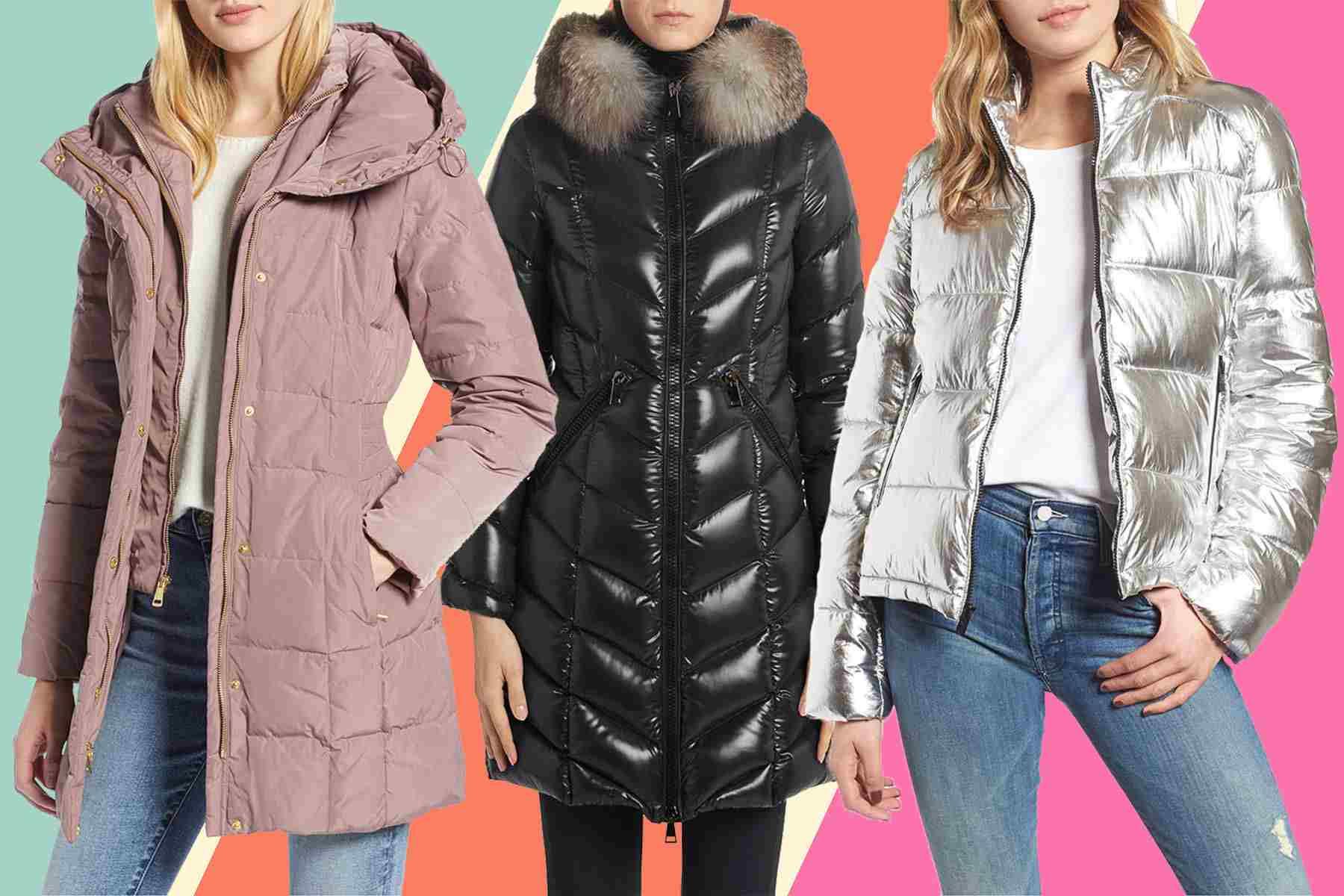 mejores abrigos plumas mujer